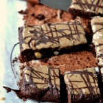 Maple-Roasted Nut Butter Brownies